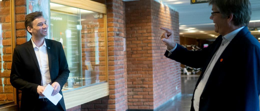 Rektorer reagerer på Høyres valgkampløfter: — Dette er tull