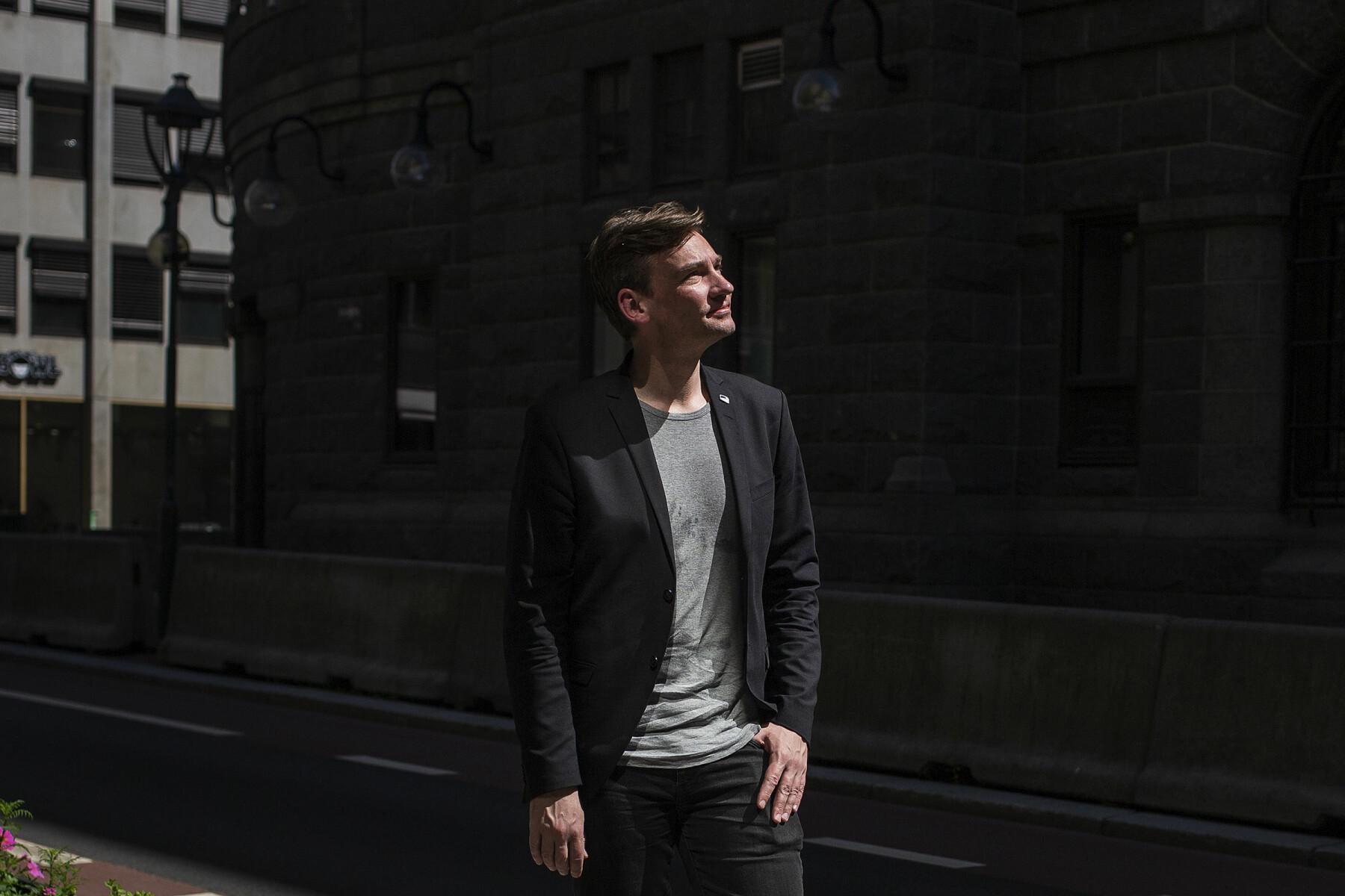 Intervju Henrik Asheim