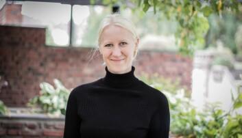 Stipendiat ved Universitetet i Oslo, Hannah Løke Kjos.
