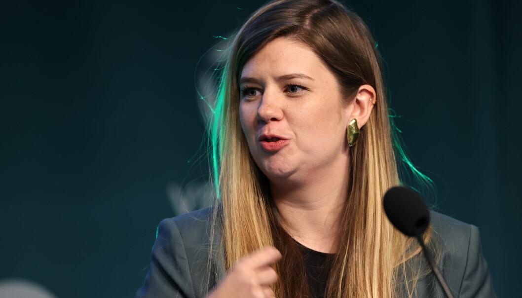 Sofie Høgestøl sitter i det nynedsatte ekspertutvalget.