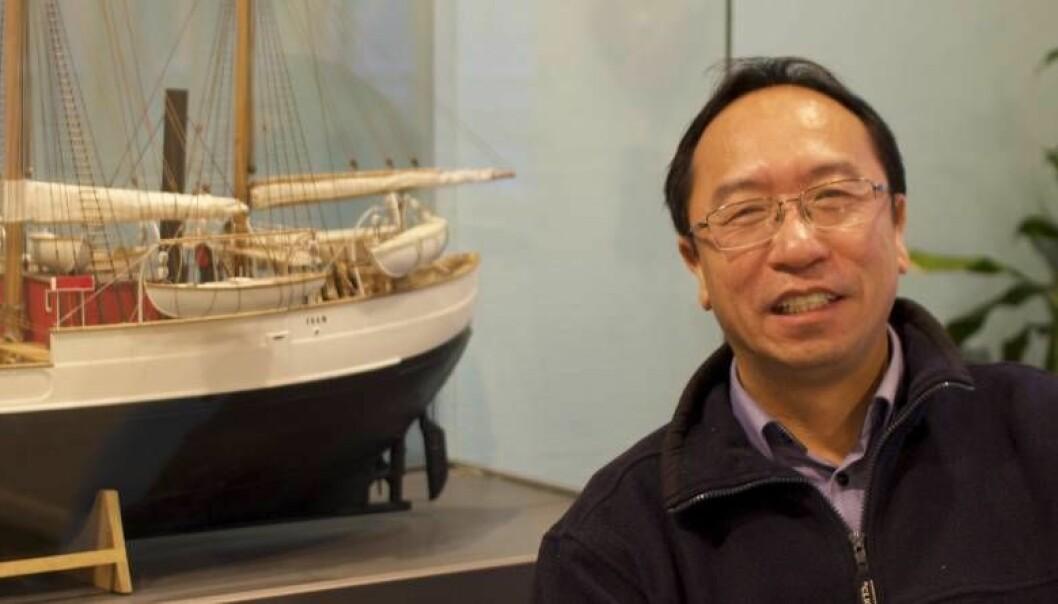 Professor Yongqi Gao.