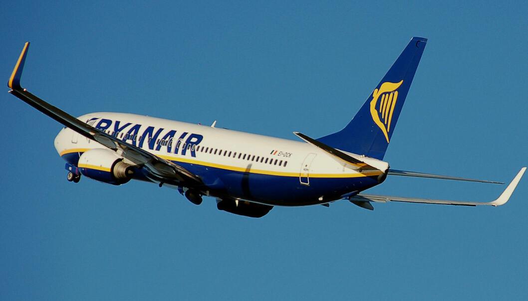 Det var i slutten av mai at et Ryanair-fly måtte nødlande i Minsk.