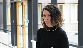 Prorektor for utdanning Kathrine Tveiterås ved UiT.