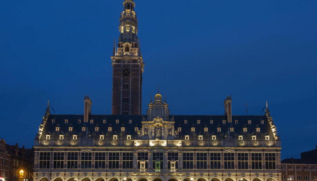 Isvann, mye alkohol og fiskeolje var deler av den to dager lange opptaksprøven ved KU Leuven, som fikk tragisk utfall.