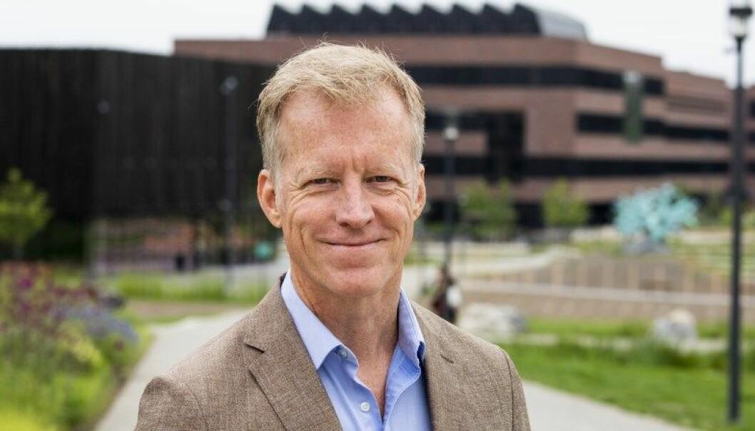 Fei for egen dør og null utslipp, sier forsker Bjørn Samset. — Bjørn Samset kommer med en god utfordring, som vi ønsker å levere på, slår NMBU-rektor Curt Rice fast.
