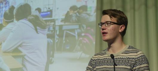Fire nye gode år for studentene med Venstre