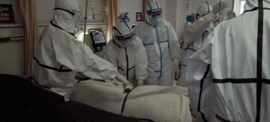 Dokumentar som levner lite rom for pandemi-optimisme
