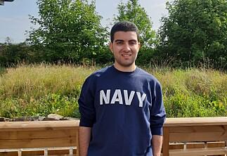 Kenan (20) flyktet til Norge for fire år siden. Nå sperrer folk opp øynene over det han har fått til