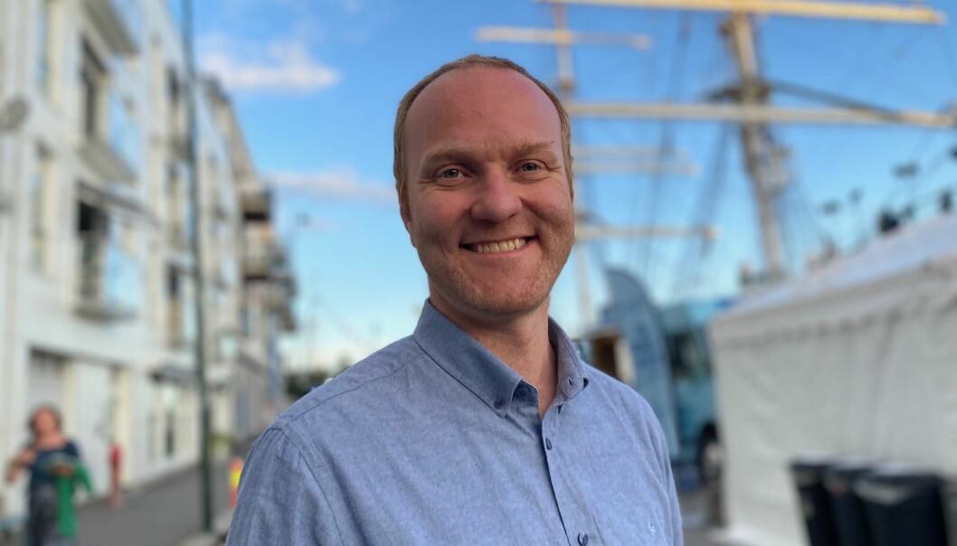 Rune Dahl Fitjar er prorektor ved Universitetet i Stavanger og professor i innovasjonsstudier.