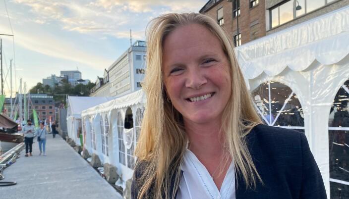 Forskningsrådets direktør Mari Sundli Tveit vil ha en satsing på 5 milliarder på missions de neste fire årene.