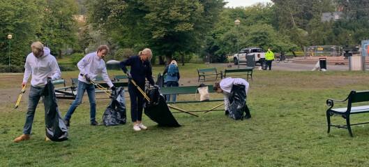 Her rydder rektor opp etter studentene