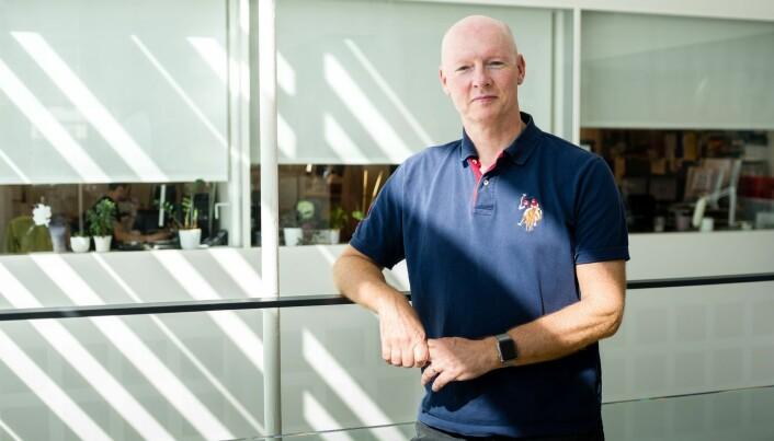 Harald Alfred Stenmark er leder for Senter for kreftcelleprogrammering