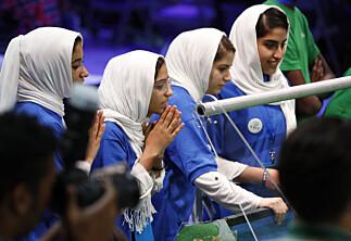 Afghansk «dream team» tilbys studieplasser ved universiteter verden over