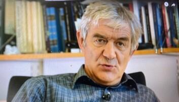Ivar Bjørklund, professor em, UiT