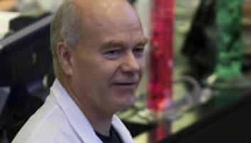 Kjemiprofessor Martin Ystenes, NTNU.
