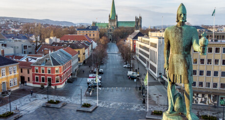 Trondheim vil masseteste 35.000 studenter