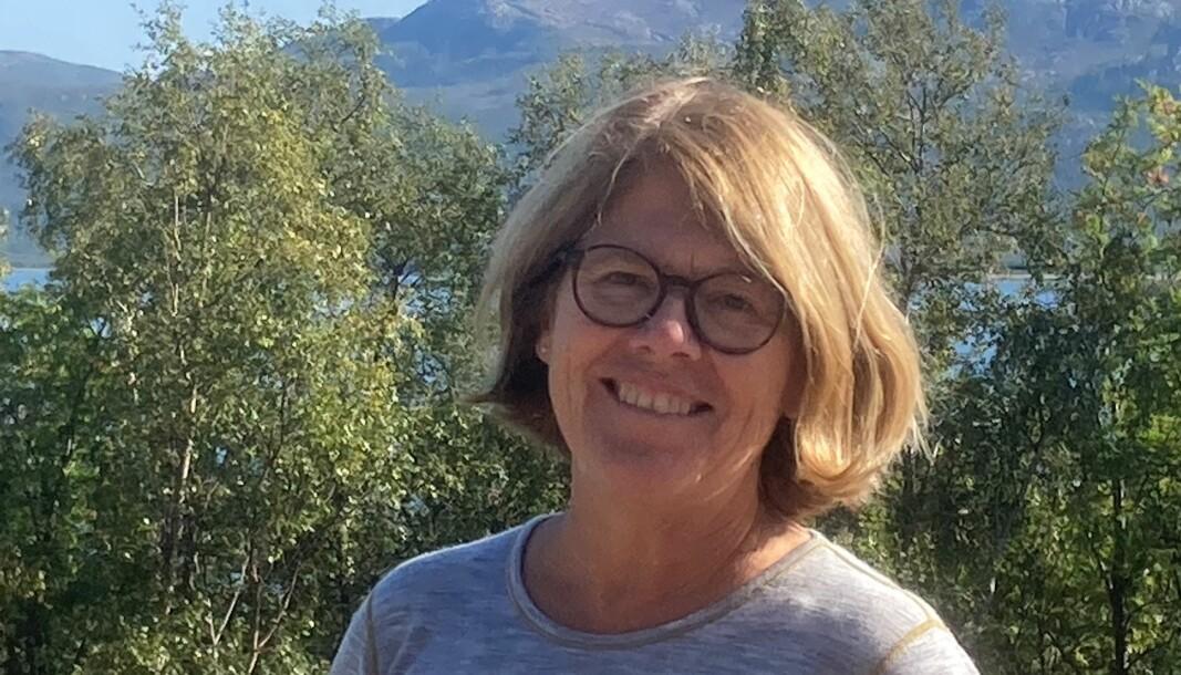 Kari Loe Hjelle overtar jobben som museumsdirektør etter Henrik von Achen som har vært direktør i ni år.