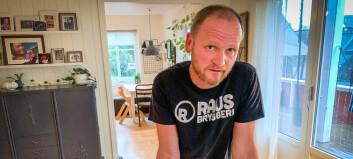 Jobben hans er flytta til Bodø. Men Knut har ikkje råd til å flytta etter
