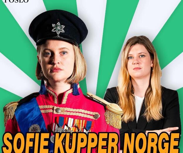 Høgestøl hjelper komiker med å bli diktator