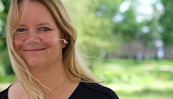 De eldre er stolte av studentene, forteller Annemiek Rijsdijk.