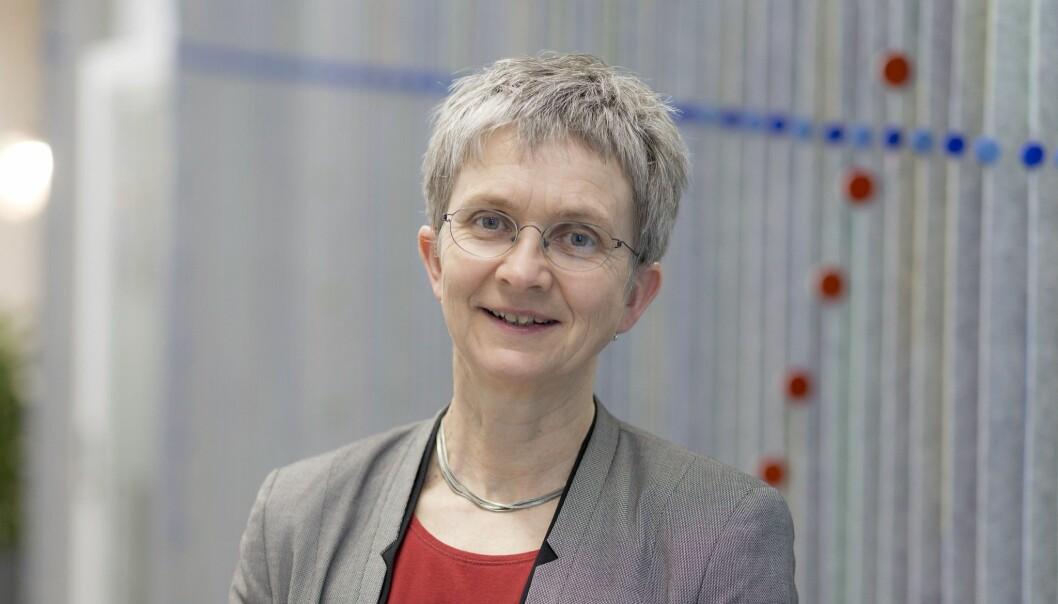 Hilde Grimstad er professor på NTNU og styreleder ved SU -fakultetet ved NTNU