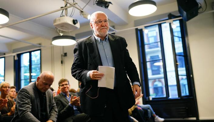 Professor Bernt Aardal.
