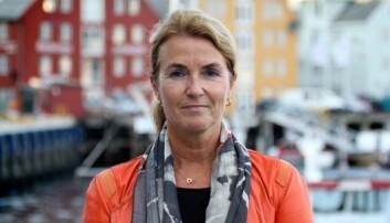 Marianne Johnsen tok over som styreleder ved UiT 1. august.