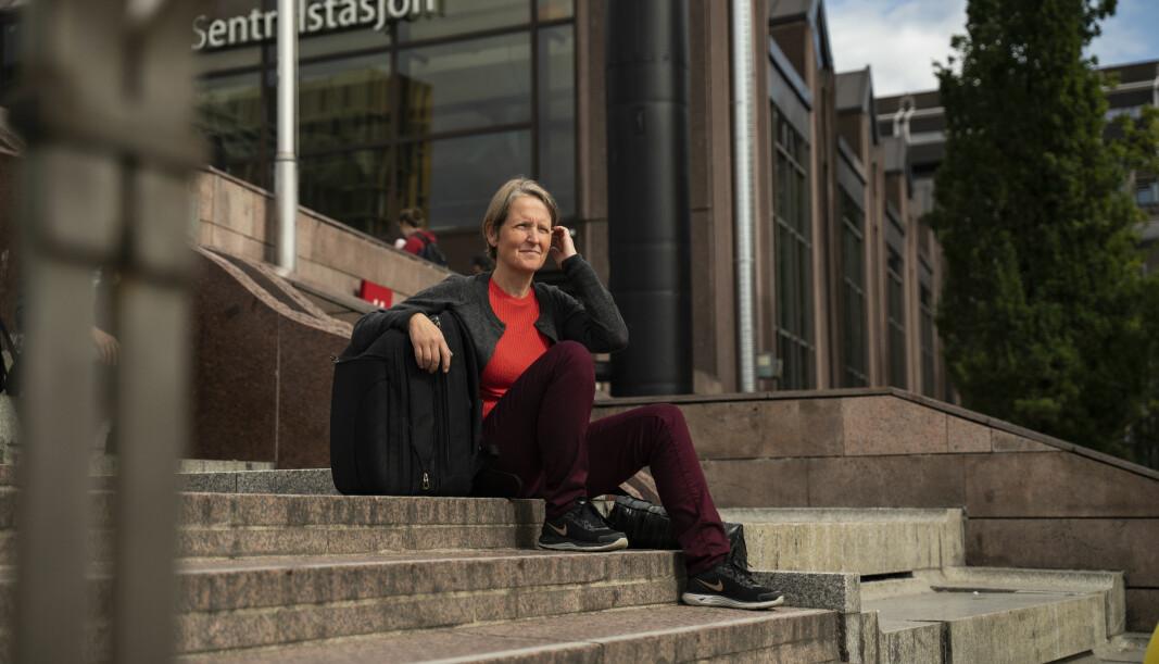 Kjellrun Hiis Hauge mener at det er dagens barn og unge som sitter på nøkkelen når det gjelder å hanskes med de stadig heftigere klimaendringene. Vi voksne har uansett et stort ansvar, poengterer professoren.