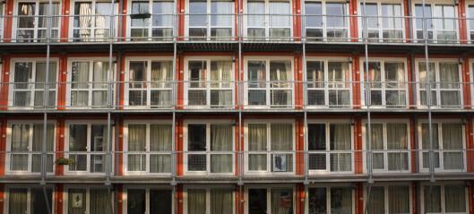 Advarer utenlandske studenter uten bolig: — Hold dere unna