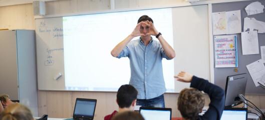 Lærerutdanningens visjoner og virkeligheter i valgkampens hete