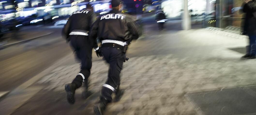 Nesten halvparten av politistudentene har blitt utsatt for vold i praksis