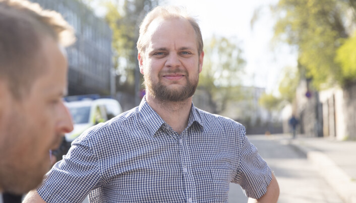 Mimir Kristjánsson håper å komme på Stortinget for Rødt.