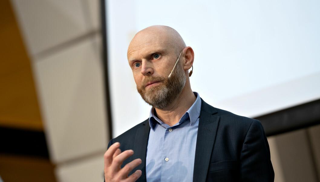 Roar Olsen har vært direktør i Unit siden opprettelsen i 2018.