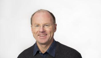Ragnar Øygard leder Forskerforbundet ved NMBU.