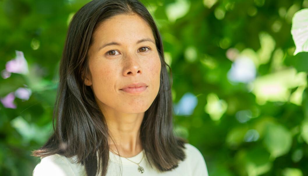 — Vi står midt i en klima- og naturkrise, og da trenger vi en en mye kraftigere forskningsinnsats for å videreutvikle fornybar energi, sier stortingskandidat for MDG, Lan Marie Berg.