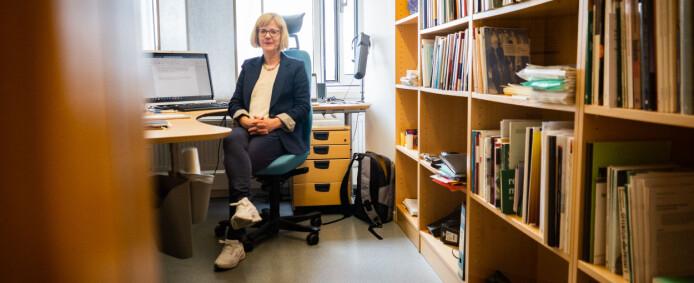 Ann-Helen Bay er nå fast ansatt professor ved OsloMet og tidligere dekan i åremål.