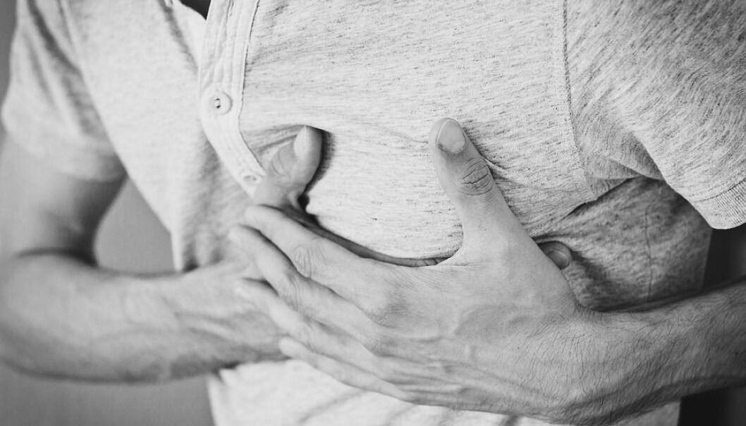 Hjerteflimmer og andre hjerteforstyrrelser er ofte årsak til hjerneslag.