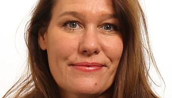 Avdelingsleiar Lene Bomann-Larsen