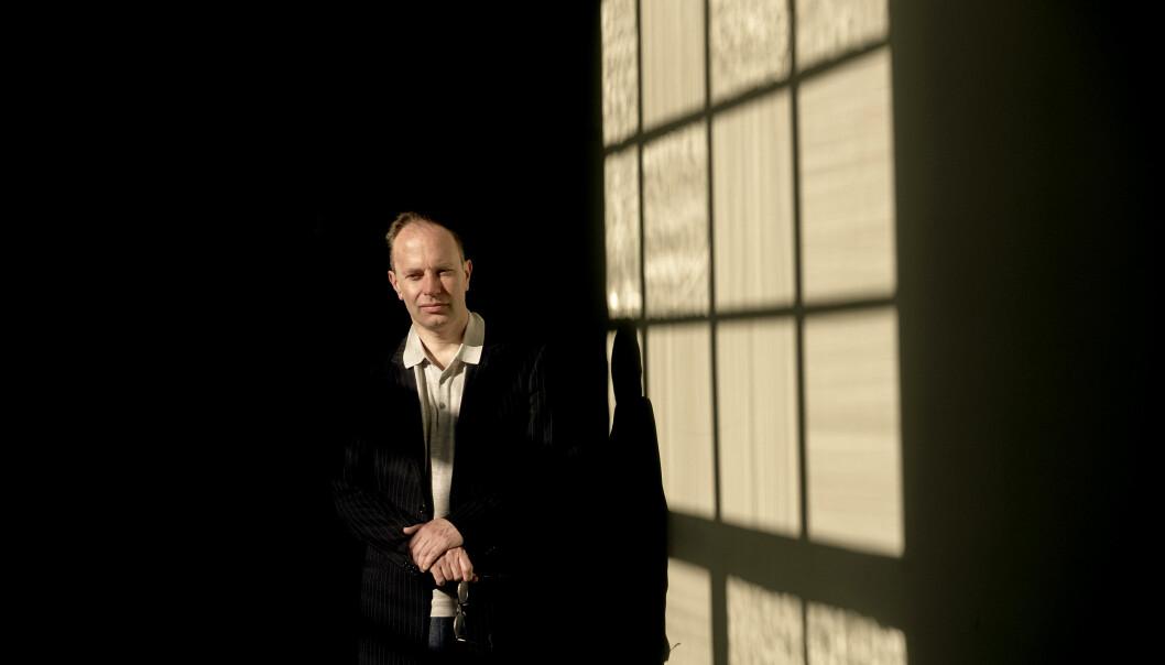 Øyvind Eikrem har vist at han er en talefør og uredd person som tåler at det blåser rundt ham, skriver Bjarne Vandeskog.