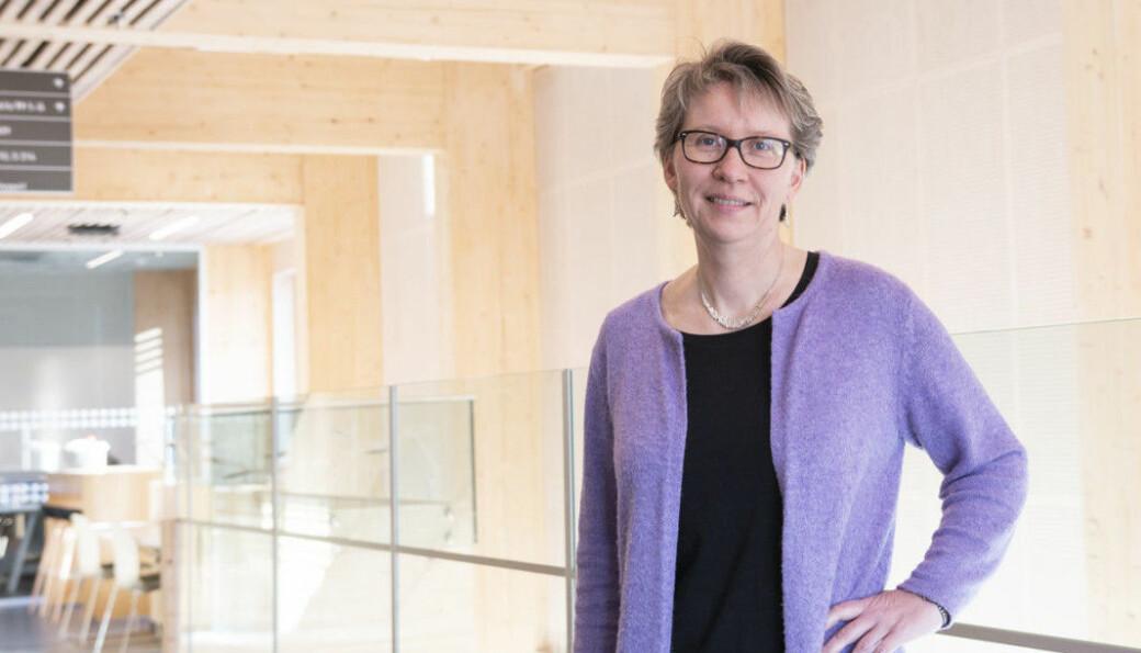 Viserektor ved innfusjonerte NTNU Gjøvik, Gro Kvanli Dæhlin tjener 1.170.000 kroner i året. Hun er den lavest lønte i rektor Anne Borgs ledergruppe.