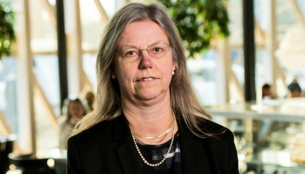 Karin Dahlman-Wright fikk av som prorektor for to år siden og er nå professor ved Karolinska Institutet.