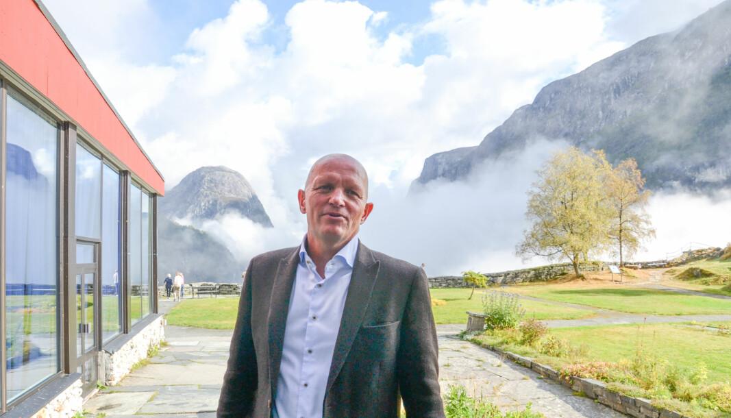 Rektor ved den arbeidslivsrettede Høgskulen på Vestlandet, Gunnar Yttri, mener vi alle kan lære noe av Aristoteles.
