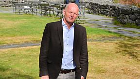 Rektor ved Høgskulen på Vestlandet, Gunnar Yttri