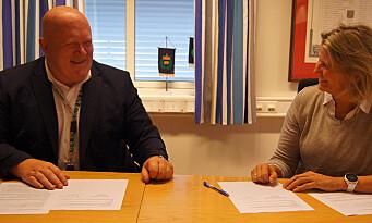 Ny avtale: Innlandet + Heimevernet = sant