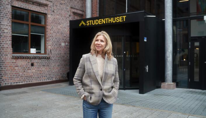 Fungerende rektor ved OsloMet, Nina Waaler, ønsker å eie byggene de nå leier.