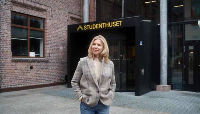 Nina Waaler er fornøyd med satsningen på profesjonsutdanningene.