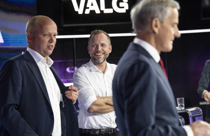Fleire peikar på SVs Lysbakken som ny kunnskapsminister