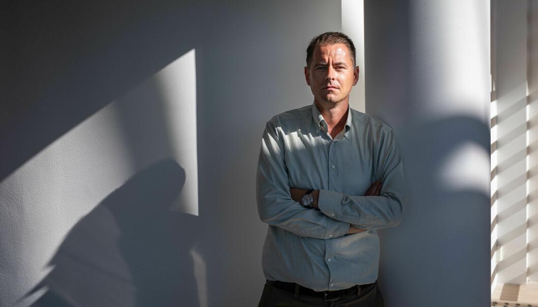 Administrerende direktør i Visma, Leif Arne Brandsæter, ønsker universitetene tilbake som kunder, hvis de selv ønsker det.