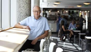 Økonomidirektør Per Arne Foshaug UIB