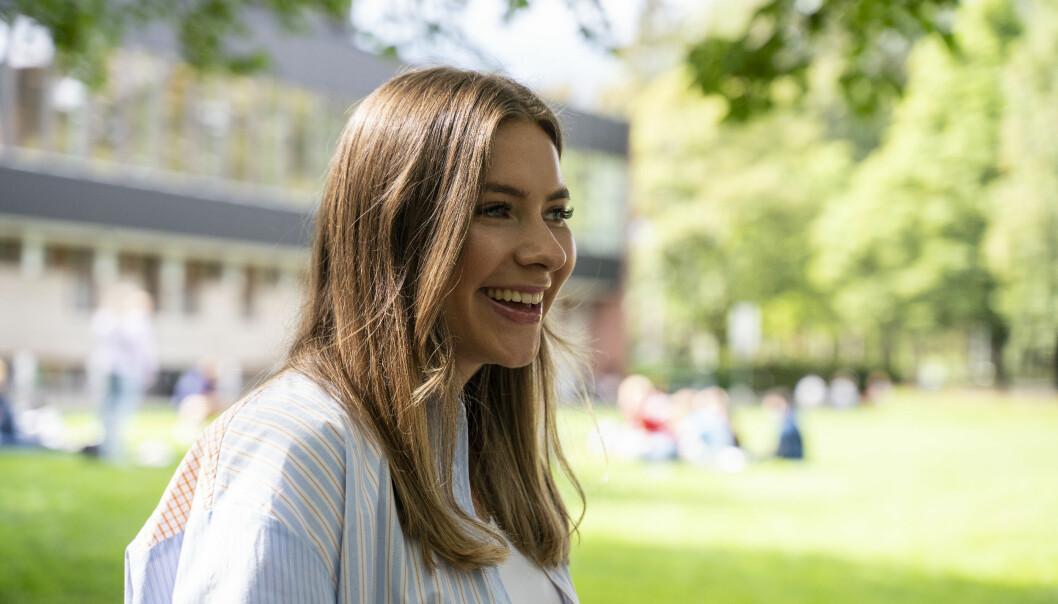 Tanken bak Khronos prosjekt er å få et innblikk i studentenes liv slik det er nå for tiden. Derfor skal vi fra tid til annen snakke med Astrid Utheim Aune og andre deltagere i prosjektet for å beskrive opp- og nedturer i studentens hverdag.
